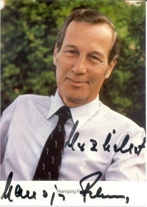 Hans Jörg Felmy